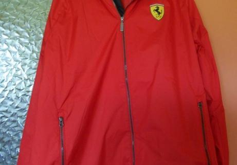 véritable coupe vent Ferrari 1
