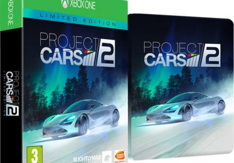 Project cars 2 édition limitée 1