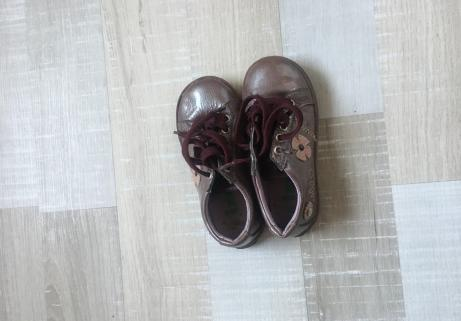 Chaussures fille 1