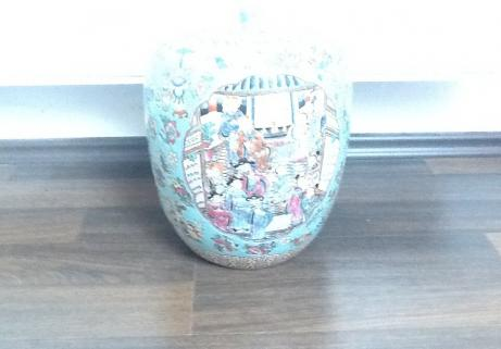 Des gros pots Chinois Ancien 1