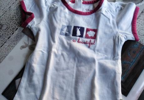 T shirt Quechua 1 an 1