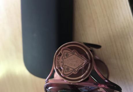 Lunette solaire Gucci numéro de série sur branche 5