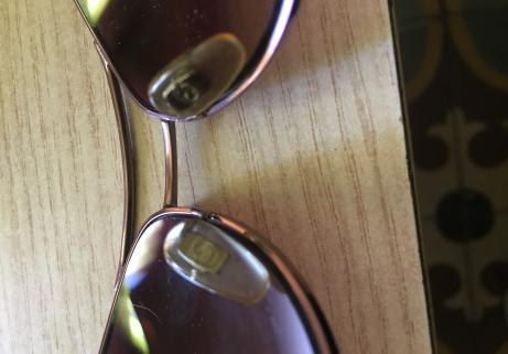 Lunette solaire Gucci numéro de série sur branche 3