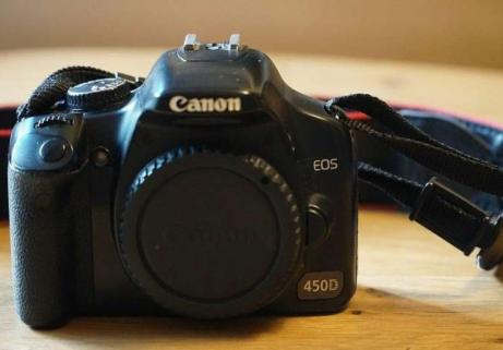 CANON App,Photo 450D 1
