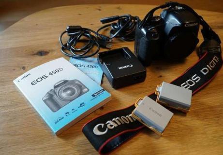CANON App,Photo 450D 2