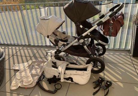 Poussette Baby Jogger City Select 1