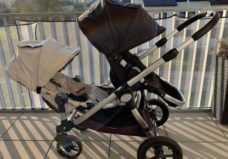 Poussette Baby Jogger City Select 2