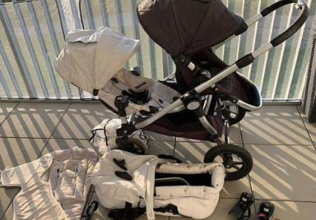 Poussette Baby Jogger City Select 3
