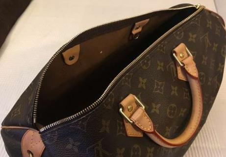 Louis Vuitton Speedy 35 2