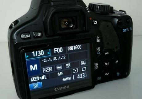 Ap photo Canon EOS 550D 4