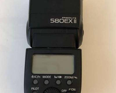 Canon 580EX ii 1