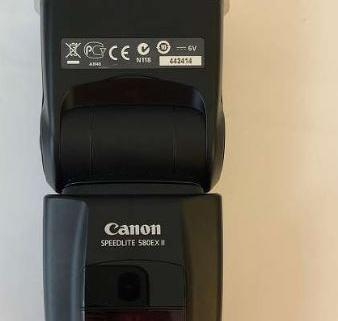 Canon 580EX ii 2