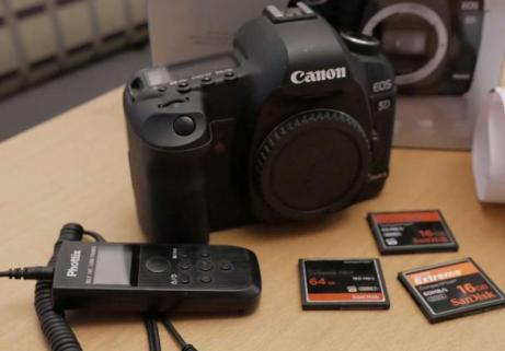 Canon 5d Mark II Photo 1