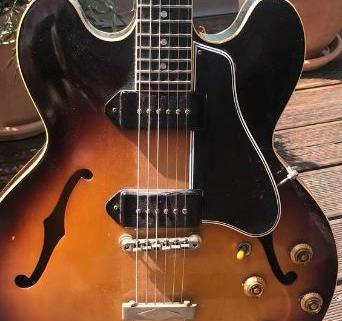 Guitare Gibson ES 330 TD 1