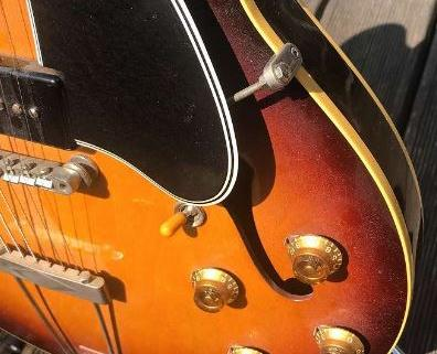 Guitare Gibson ES 330 TD 5