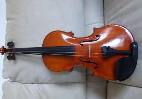 Vieux violon - chef d'oeuvre tchèque 3