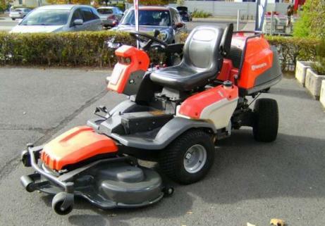 Tondeuse Husqvarna Rider P524 1