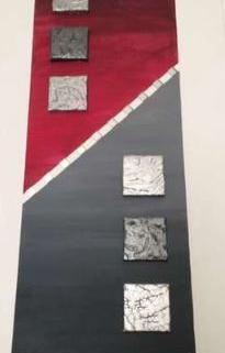 Peinture acrylique 50cm x 100cm 2