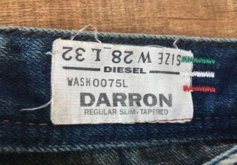 Jeans Diesel Darron 28/32 3