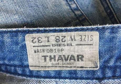 Jeans Diesel Thavar 28/32 2