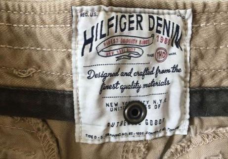 Pantalon beige Tommy Hilfigher 28/32 2