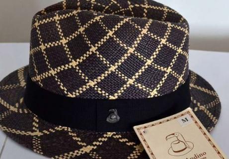 Chapeau Ecua-Andino Panama 1