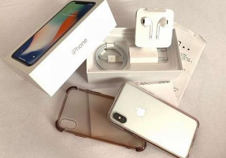 iPhone X 256 Go 2