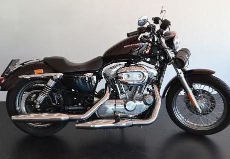 Harley-Davidson XL 883 L 2