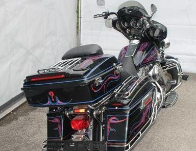 Harley-Davidson Electra Glide 3