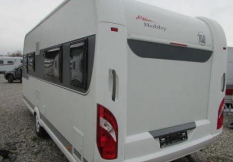 Caravane Hobby 540 WLU 2