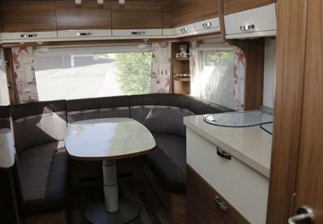 Caravane Tabbert - PEAT 540E 3