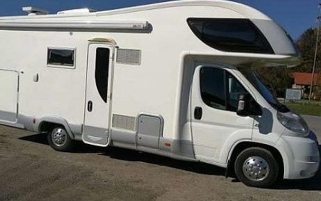 Camping-car McLouis - Tandy 620G 1