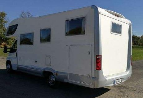 Camping-car McLouis - Tandy 620G 3
