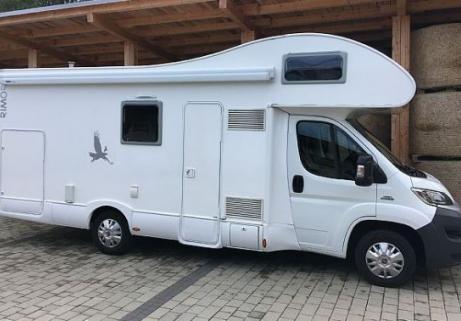 Camping-car Rimor - Seal 5 1