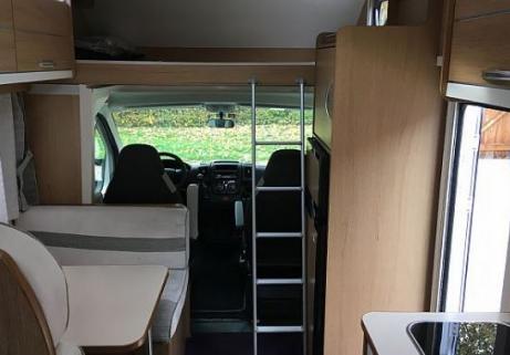 Camping-car Rimor - Seal 5 4