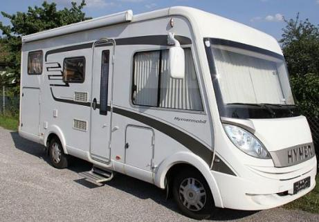 Camping-car Hymer B514 1