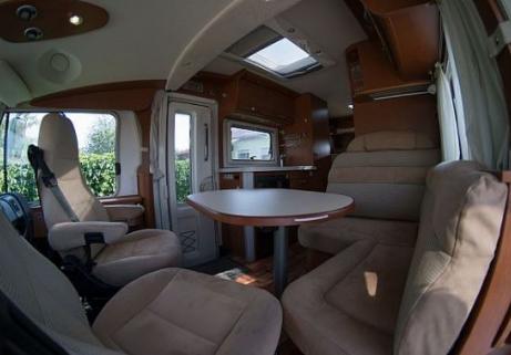Camping-car Hymer B514 2