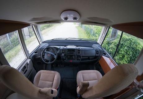 Camping-car Hymer B514 4