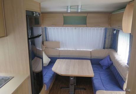 Caravane burstner averso 465 TS 2