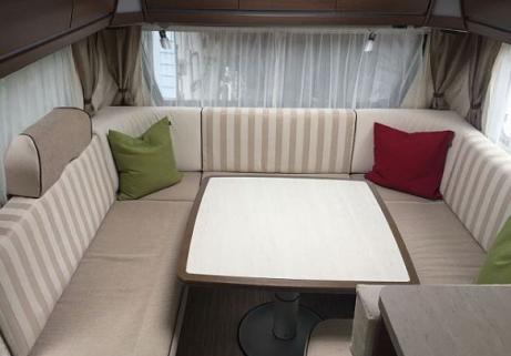 Caravane Dethleffs - Beduin 560 FR 3