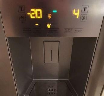 Réfrigérateur Küppersbusch Américain 2