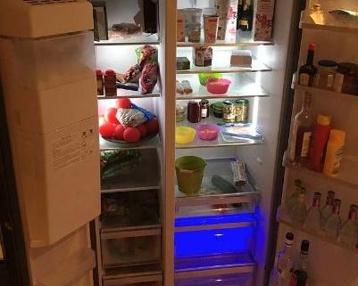 Réfrigérateur Küppersbusch Américain 3
