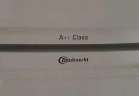Réfrigérateur Bauknecht 4