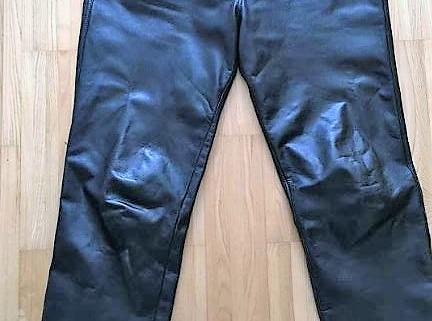 Pantalon en cuir BMW taille 52 1