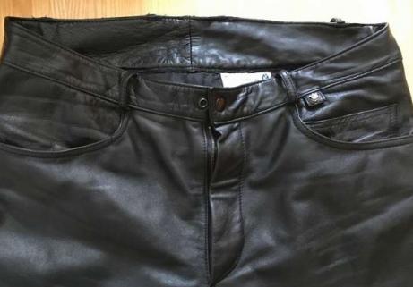 Pantalon en cuir BMW taille 52 2