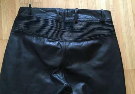 Pantalon en cuir BMW taille 52 3