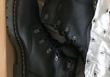 Dr. Martens Chaussures De Sécurité 48 1