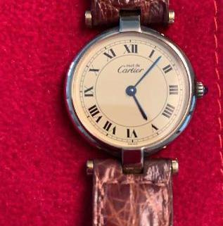 Montre Cartier 1