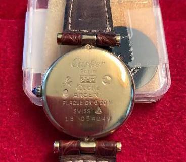 Montre Cartier 2