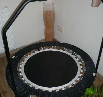 Mini trampoline Maximus Pro 1